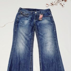True Religion Jeans - True Religion Billy Jeans size 32 Dark Wash🦄💋